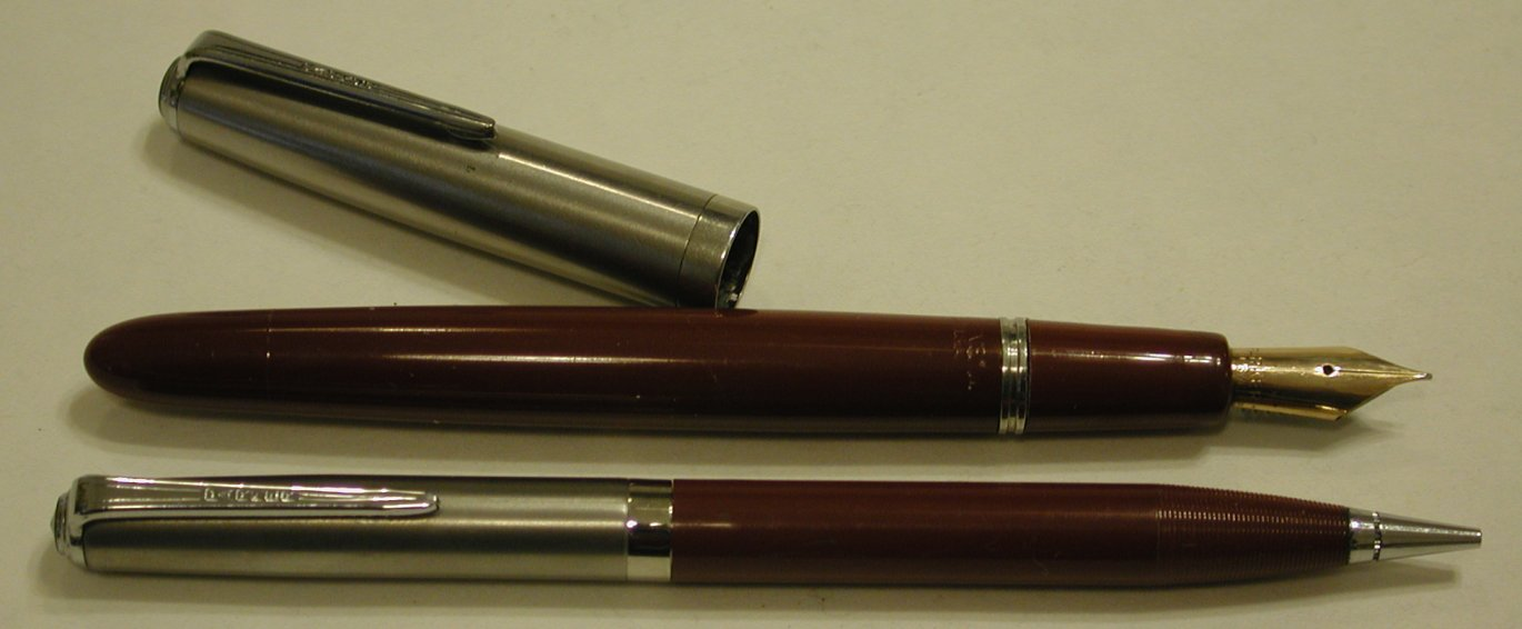 Parker Fountain Pens And Pencils Vintage And Modern